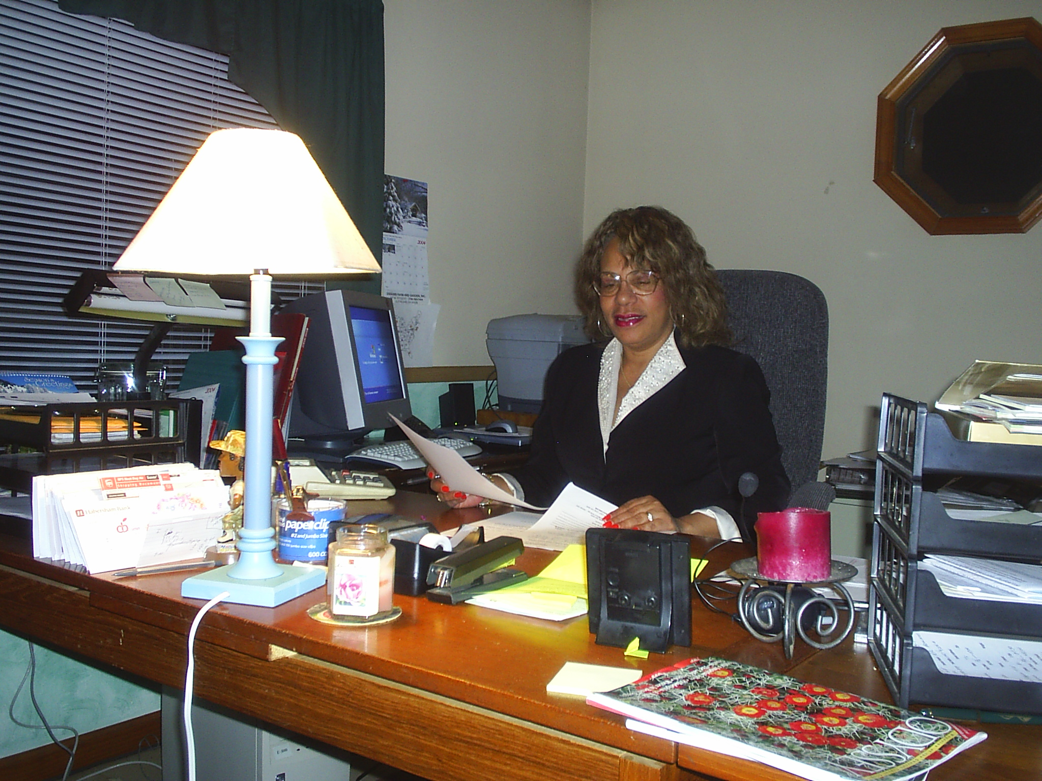 NORMA JEAN BYARS/CUSTOMER SERVICE DIRECTOR