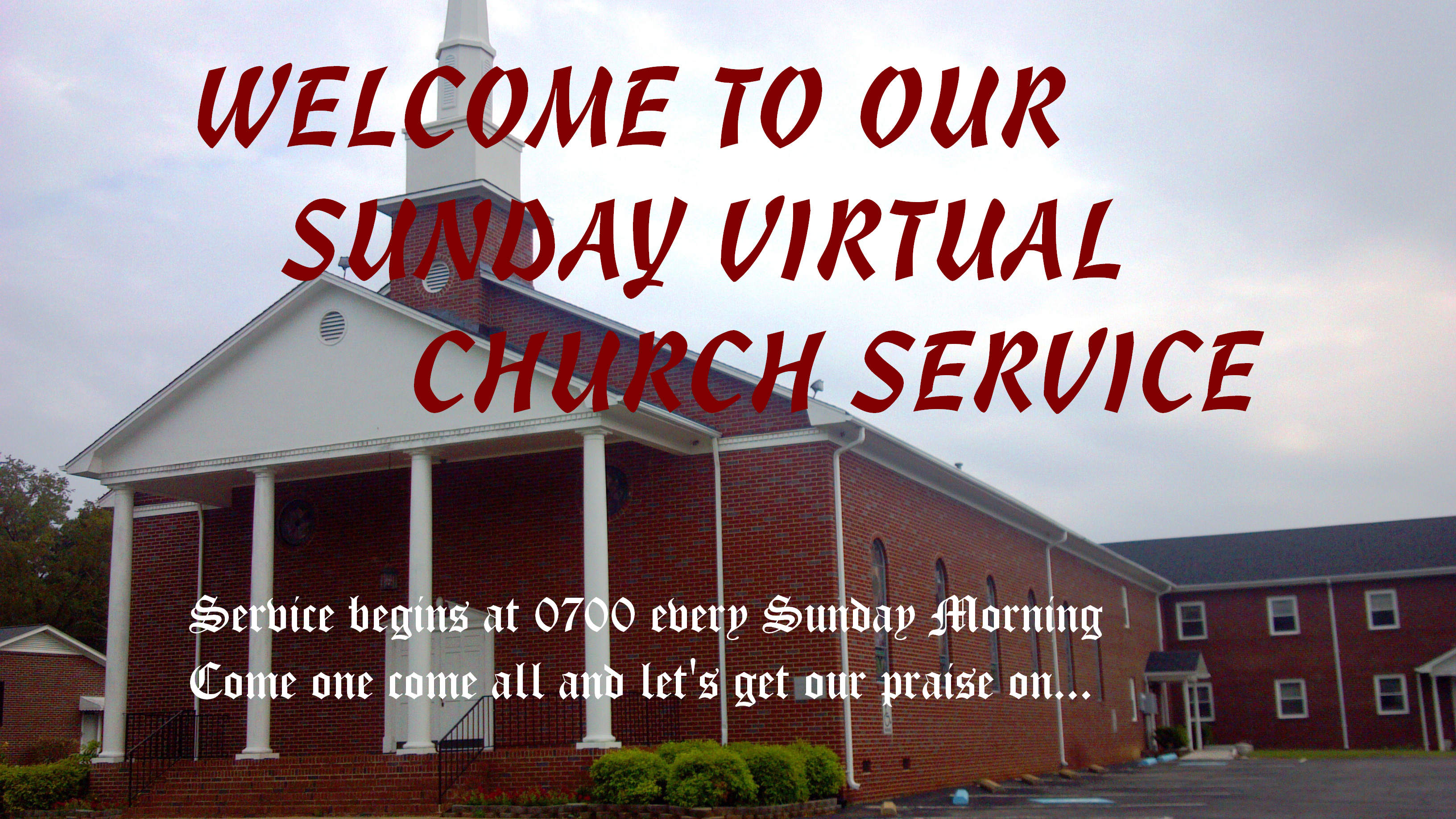 OUR FEATURED CHURCH THIS SUNDAY IS THE PACOLET FIRST BAPTIST CHURCH PACOLET, S.C. (PHOTO BY PASTOR DAVIS)