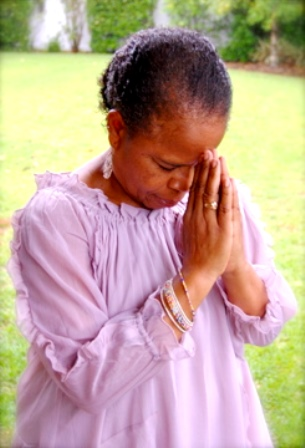"""PRAYER IS THE KEY"" by Sister Shirley"