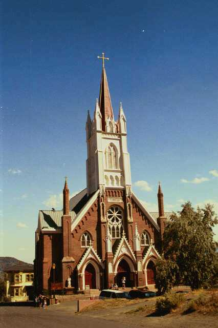 OUR FEATURED CHURCH FOR THE WEEK IS THE FIRST BAPTIST CHURCH, CARSON CITY, NEVADA (PHOTO BY PASTOR DAVIS)