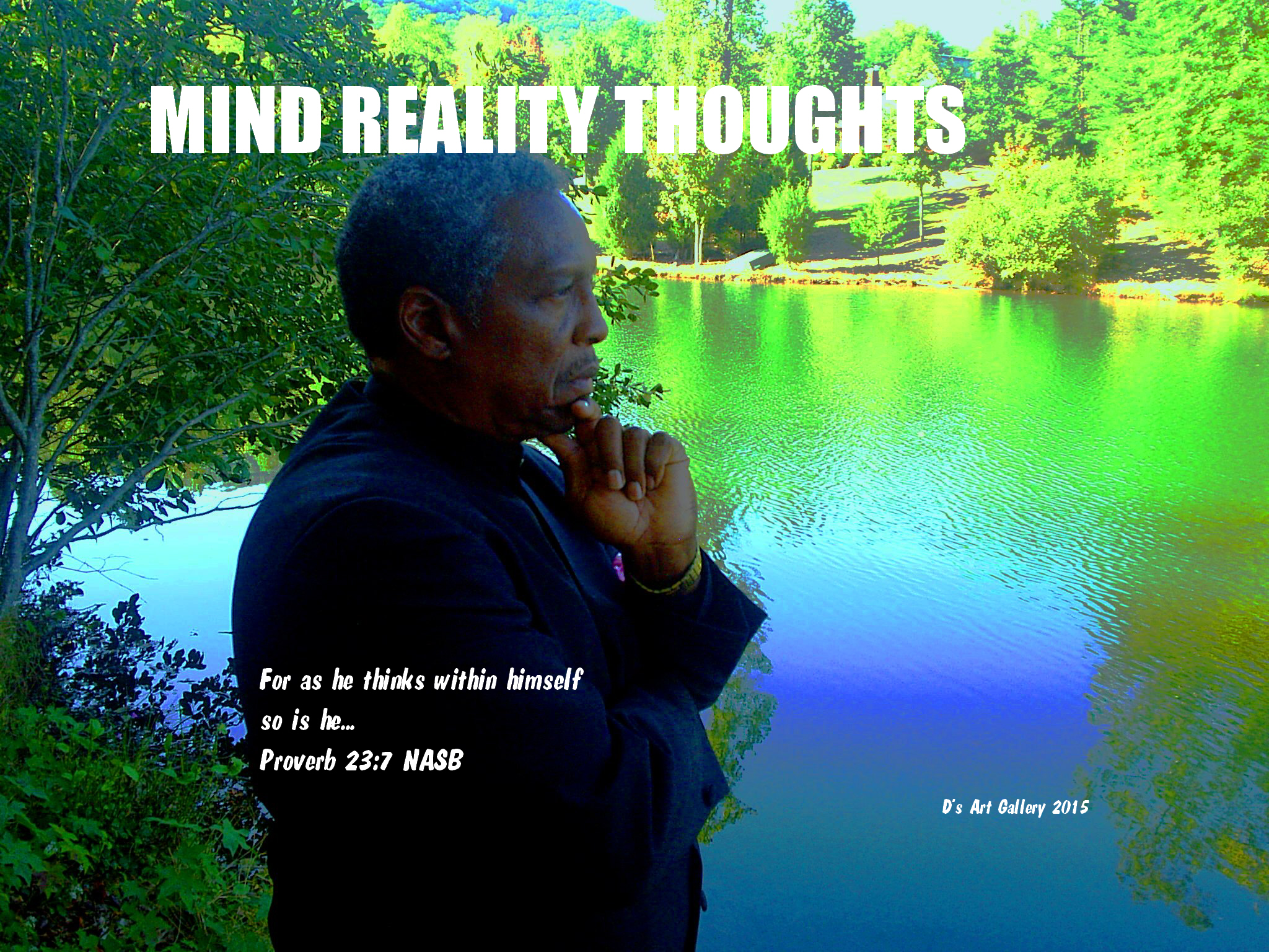 MIND REALITY THOUGHTS