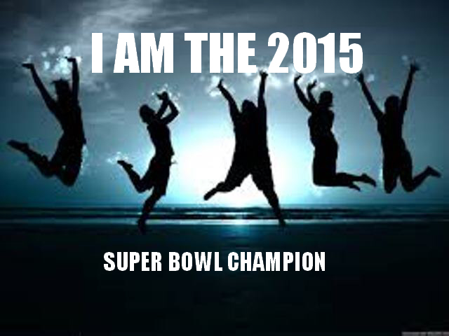 SUPER BOWL CHAMPION
